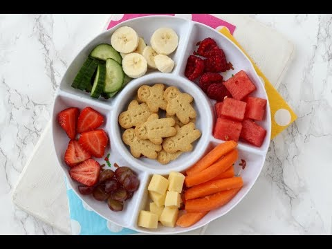 The Importance of Snacking For Kids | Healthy Kids Snacks