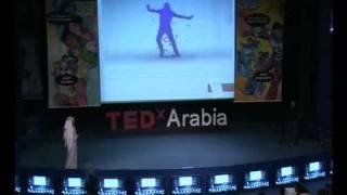 Choose a life .. elf or a giant | Thamer Shaker | TEDxArabia
