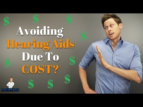 Why Hearing Aids Cost Is A Bad Excuse To Avoid Hearing Treatment