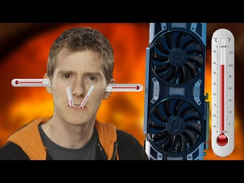 The SOLUTION To Video Card OVERHEATING & DEATH
