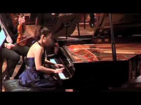 58MC2012 Concert Final NOZOMI NAKAGIRI P TXAIKOWSKI CONCERT OP 23 NUM 1 MOV 1