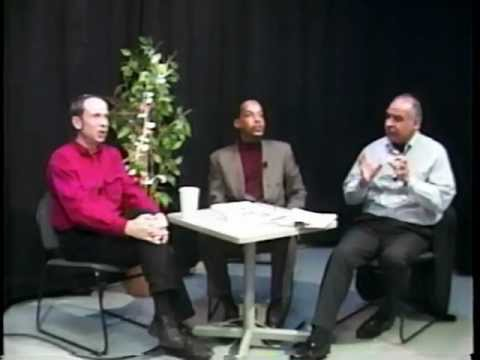 Public Access TV Seattle CH 29-77. Topic,  Religion, Warfare, Media,and 911. Live Studio 2002.