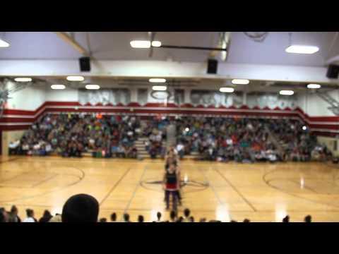 2014 Menomonie High School Male Dance Team
