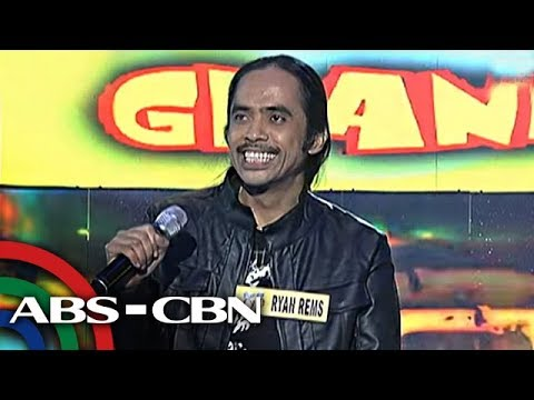 Rakistang Komikero Is First Ever Funny One Champion