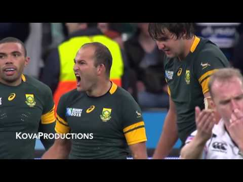 RUGBY - WINNING IS A MIND-SET