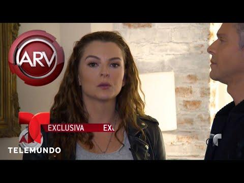 Marjorie de Sousa envía un mensaje a Julián Gil   Al Rojo Vivo   Telemundo