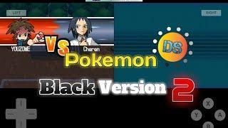 Pokemon Black Version 2  My Player Vs Gym Leader Cheren!  Nintendo DS