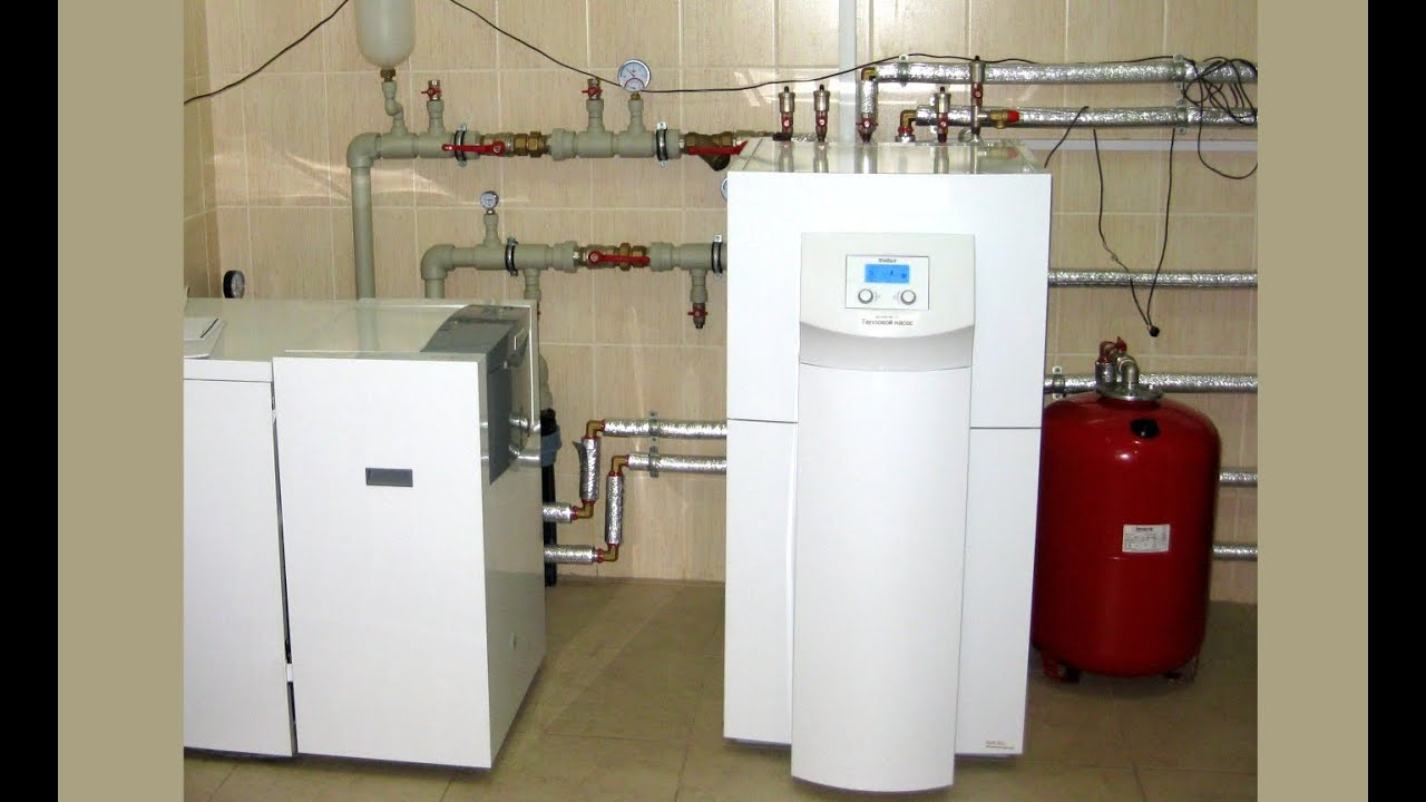 Геотермальные тепловые насосы. Отопление, кондиционирование и горячая вода за счет энергии земли