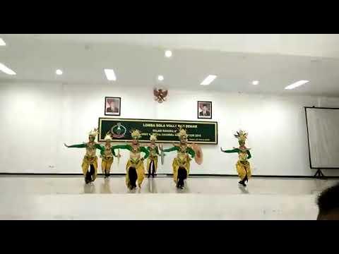 Senam Kreasi Paijo Versi Branjangan Dancer (516)