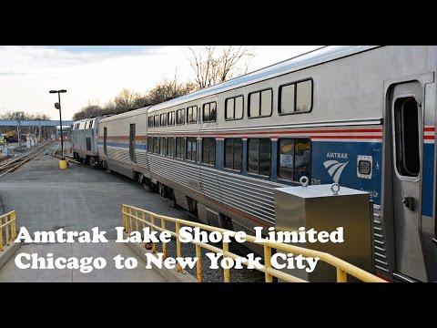 Amtrak Lake Shore Limited