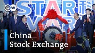 China opens new STAR stock market | DW News