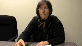 Author Patricia Morrison reads from Shadow Girl