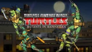 Прохождение игры. Teenage Mutant Ninja Turtles: Mutants in Manhattan. Начало. Обучение. Part № 1.