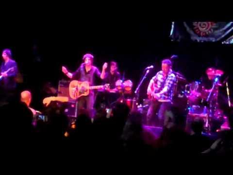 Jesse Malin and Bruce Springsteen Broken Radio