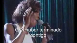 Why does it hurt so bad (subtitulada) - Whitney Houston