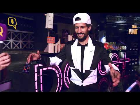 Raghav Juyal Takes The Quint On The Sets Of 'Dance Plus 3' - The Quint