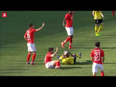 2019 CHA CSL Round 5 Beijing Renhe vs Guangzhou Evergrande Taobao FC