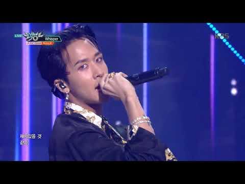 뮤직뱅크 Music Bank - Whisper - 빅스LR (Whisper - VIXX LR).20170908