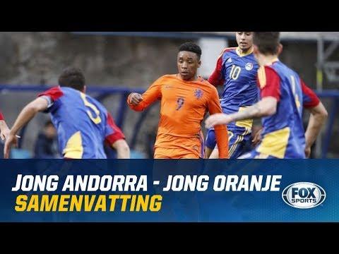 HIGHLIGHTS | Jong Andorra - Jong Oranje