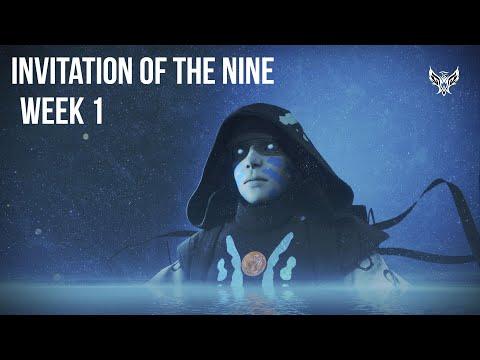 The Guardian meets The Emissary of the Nine/Drifter Cutscene - Destiny 2 Joker's Wild (Week 1) thumbnail