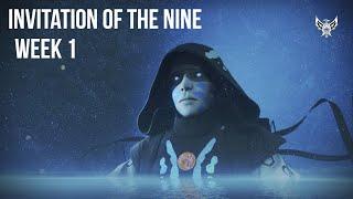 The Guardian meets The Emissary of the Nine/Drifter Cutscene - Destiny 2 Joker's Wild (Week 1)