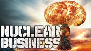 Nuclear Business Gameplay - Dropping Bombs! - Let's Play Nuclear Business