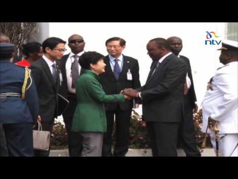 CORD leaders meet president Uhuru Kenyatta over IEBC