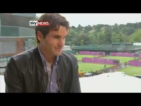 Roger Federer On Andy Murray: I Have To Praise Him