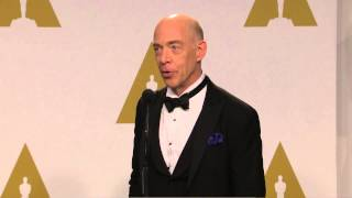 JK Simmons Values the Down Times But Not the Methods of His