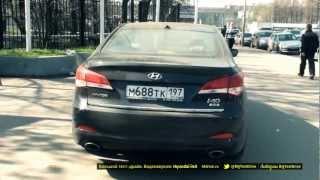 Большой тест драйв видеоверсия Hyundai i40 смотреть
