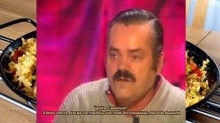 Мужик ржет в эфире рассказывая историю