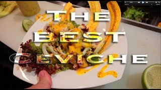 Repeat youtube video World's BEST CEVICHE!!!!