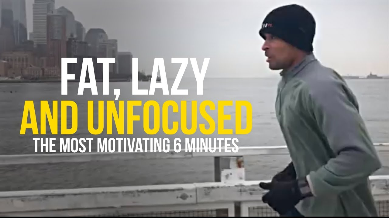 The Most Motivating 6 Minutes of Your Life | David Goggins