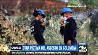 ¡El asbesto sí mata! Esta mujer es su más reciente víctima 29 de enero de 2014