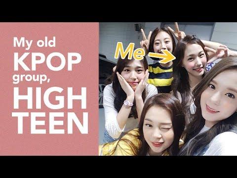 "reunion-w/-my-old-kpop-group,-highteen-내가-같이-활동했던-걸그룹-""하이틴""-만난날"