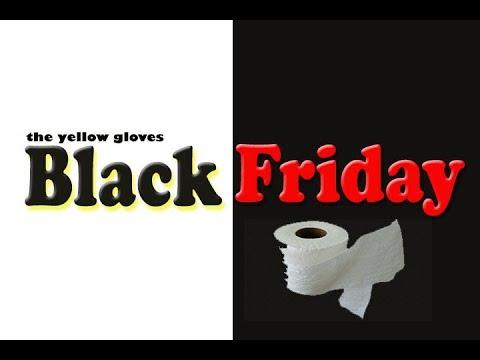 Black Friday South Africa  - Durban 2018