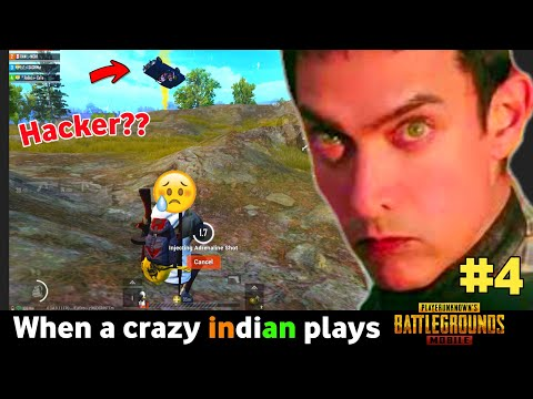 YOU WILL LAUGH 😂😂100 TIMES - PUBG MOBILE FUNNY MOMENTS #4