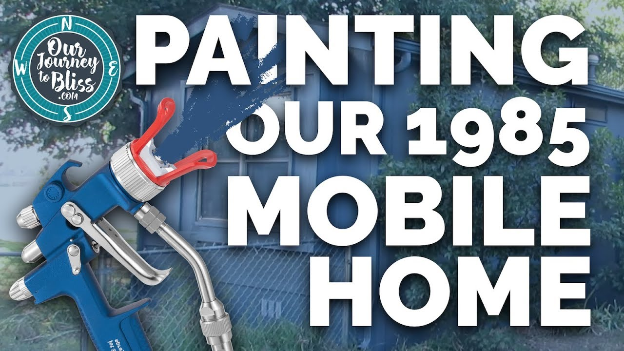PAINTING A MOBILE HOME | Tips & Advice We Learned! on painting mobile home kitchen, painting mobile home cabinets, painting mobile home paneling, painting mobile home ceilings, painting mobile home wood, painting mobile home interior, painting mobile home floors, painting mobile home countertops, painting mobile home skirting,