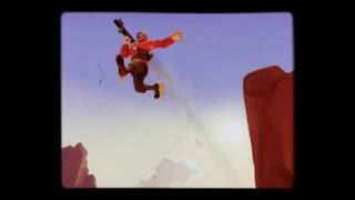 Repeat youtube video Rocket Jump Waltz [1 hour loop]