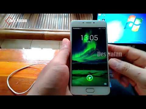 Cara Memindahkan/Mentransfer File/Foto Dari HP ke Laptop/Komputer via Kabel Data!.