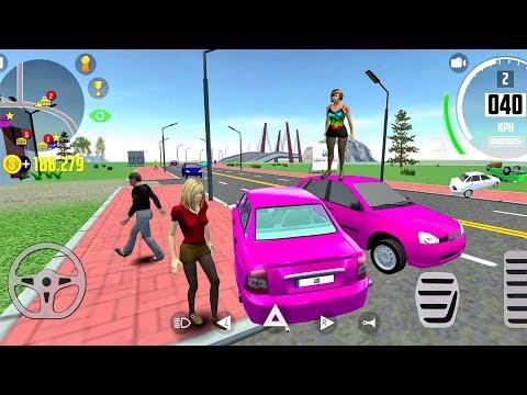 Car Simulator 2 # 5 Car Game - Gameplay Android Dunia Terbuka