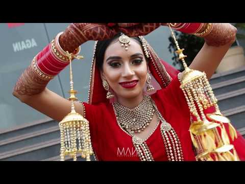 Latest Punjabi Wedding highlights of Jasdeep & Harjas .