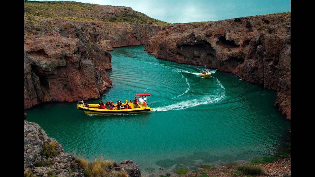 Paisajes Maravillosos Del Sur Argentino Y Su Fauna