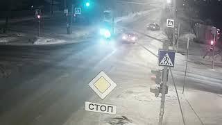 Смотреть видео ДТП. Подборка на видеорегистратор за Январь 9.01.2019 онлайн