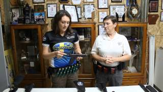 Intro To 3 Gun Firearms With Lena and Kay Miculek