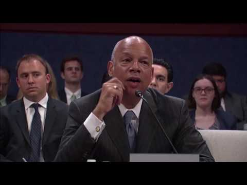 Former DHS chief criticizes Democratic National Committee over hacks
