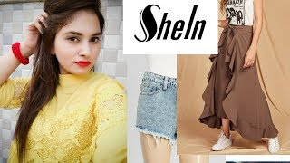 """""""Shein"""" Clothing Haul Plus Try On 