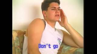 Please Don't Go (Karaoke) - Style of No Mercy
