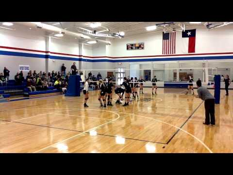 Denton Calvary Academy Volleyball 2014