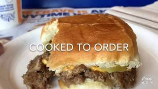 We Tried It: White Castle Impossible Slider